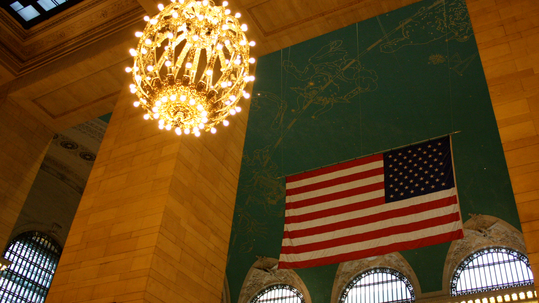 Grand Central by Linnea Covington
