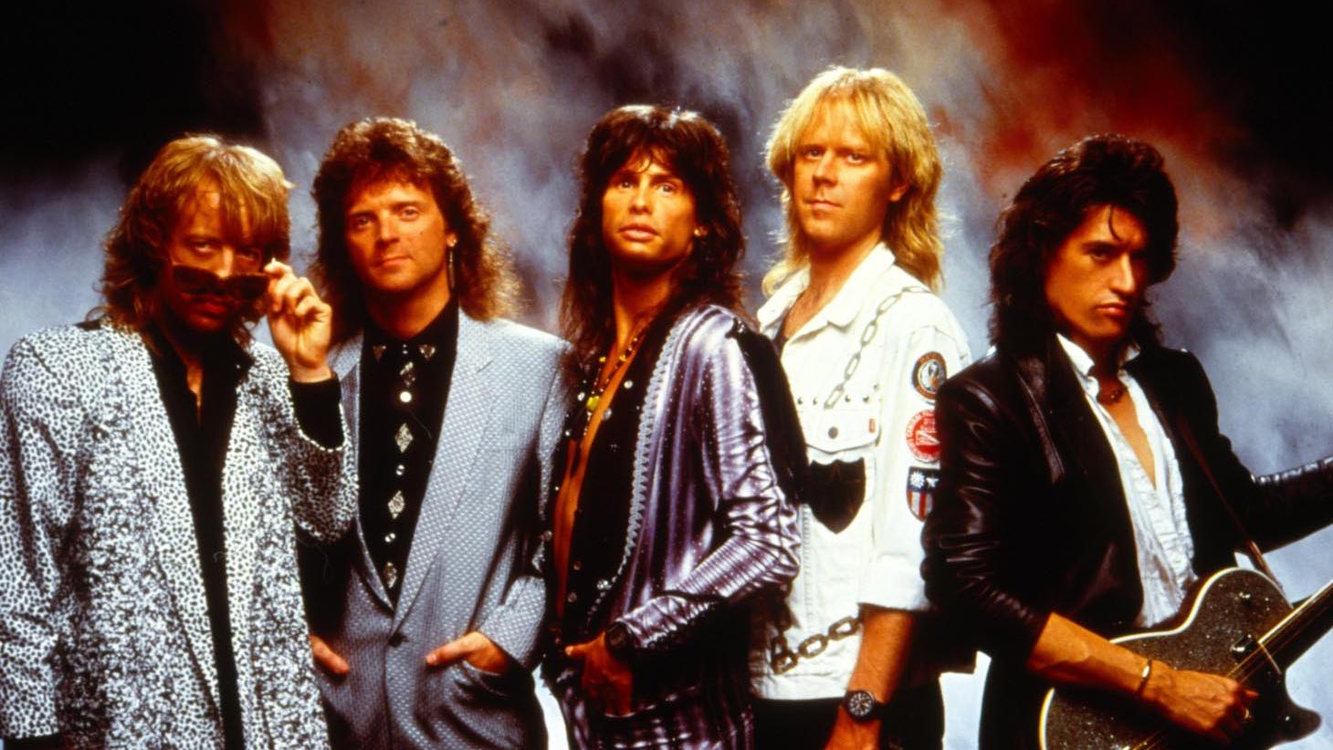 Aerosmith many moons ago